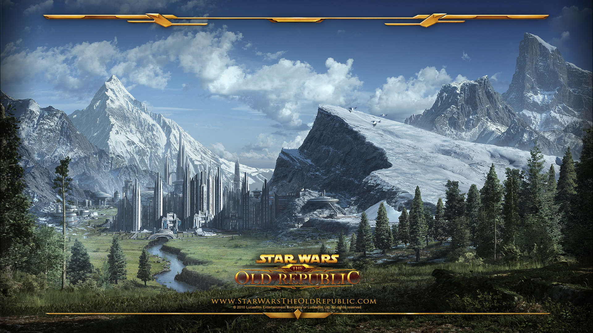 Star Wars the Old Republic wallpaper 28