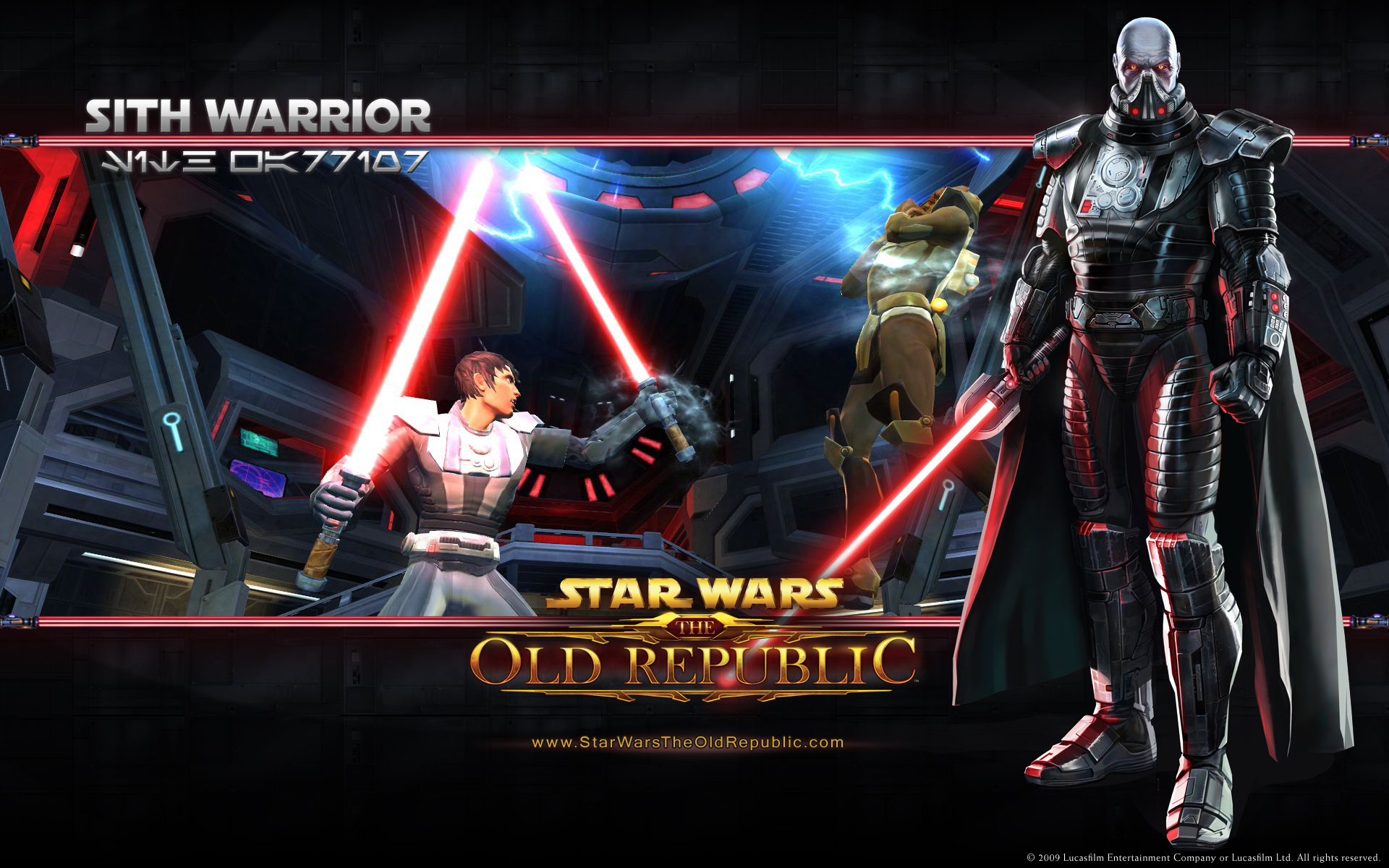 Star Wars the Old Republic wallpaper 51