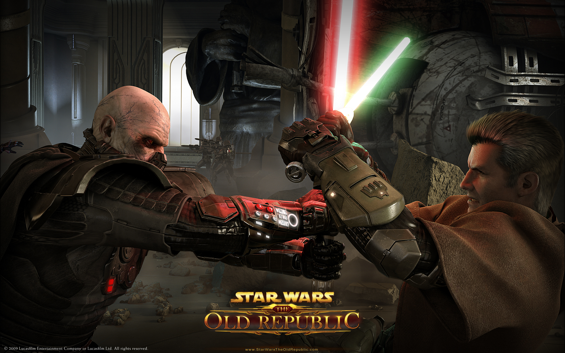 Star Wars the Old Republic wallpaper 52