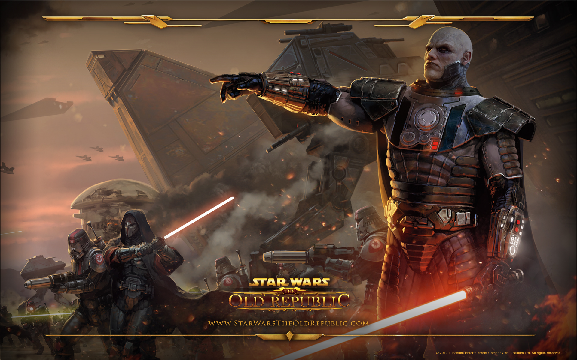 Star Wars the Old Republic wallpaper 7