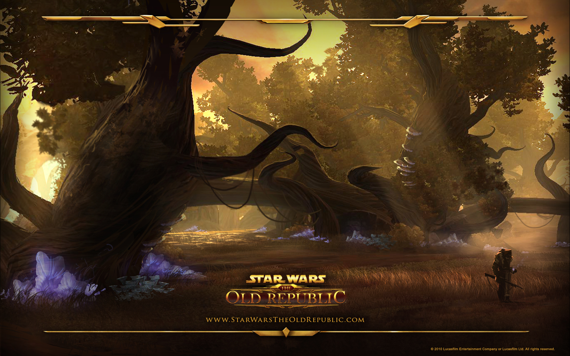 Star Wars the Old Republic wallpaper 9
