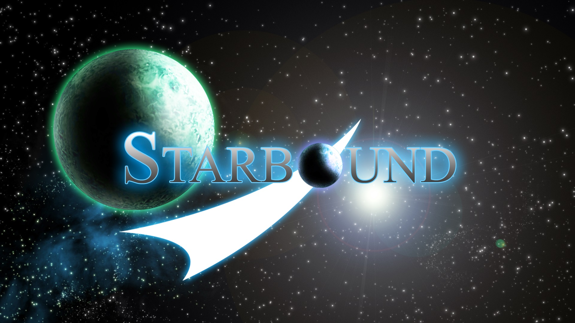 Starbound wallpaper 1