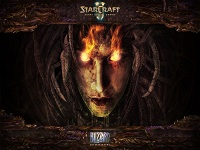 Starcraft 2 Heart of the Swarm wallpaper 1