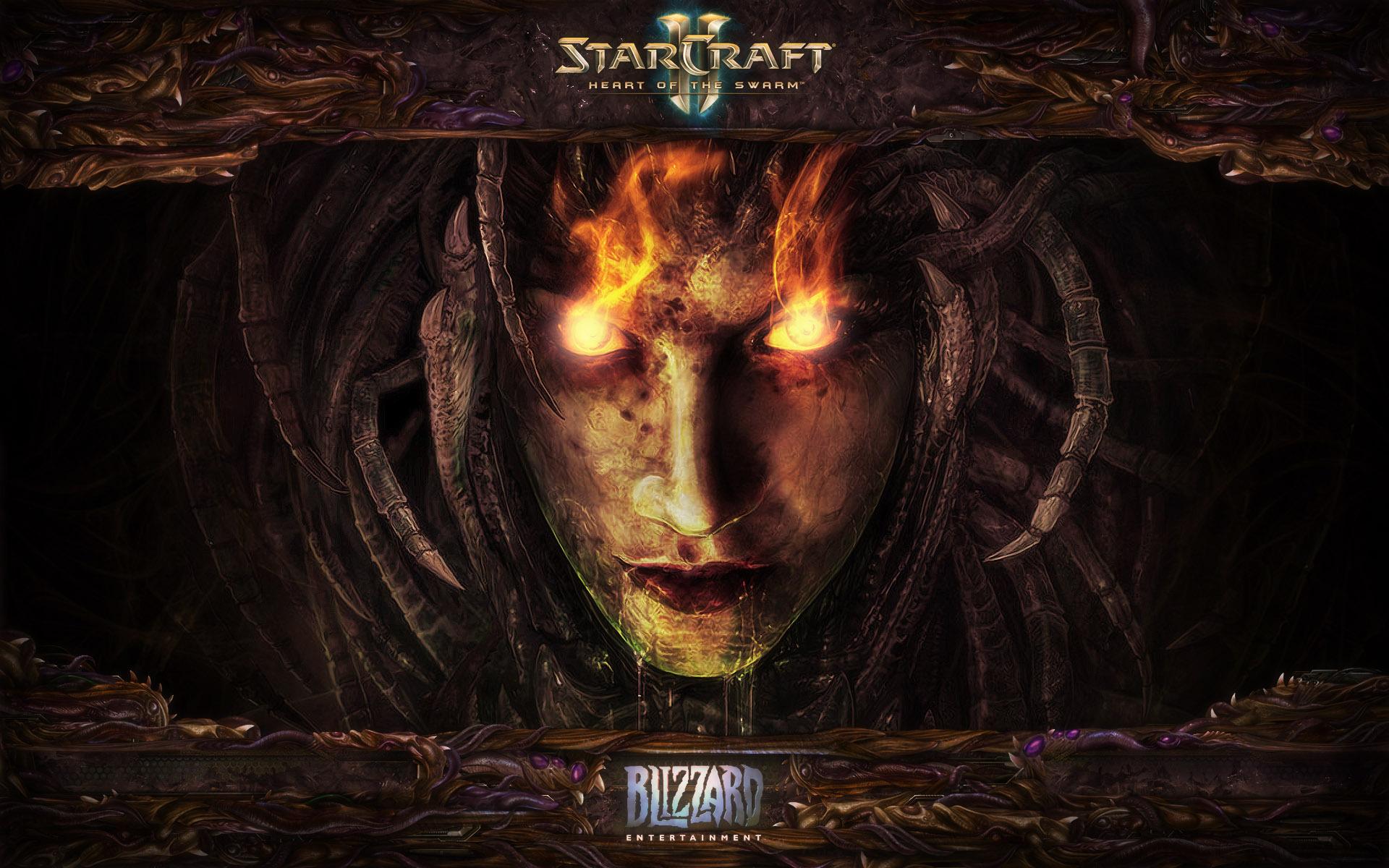 Starcraft 2 Heart Of The Swarm Wallpaper 1 Wallpapersbq