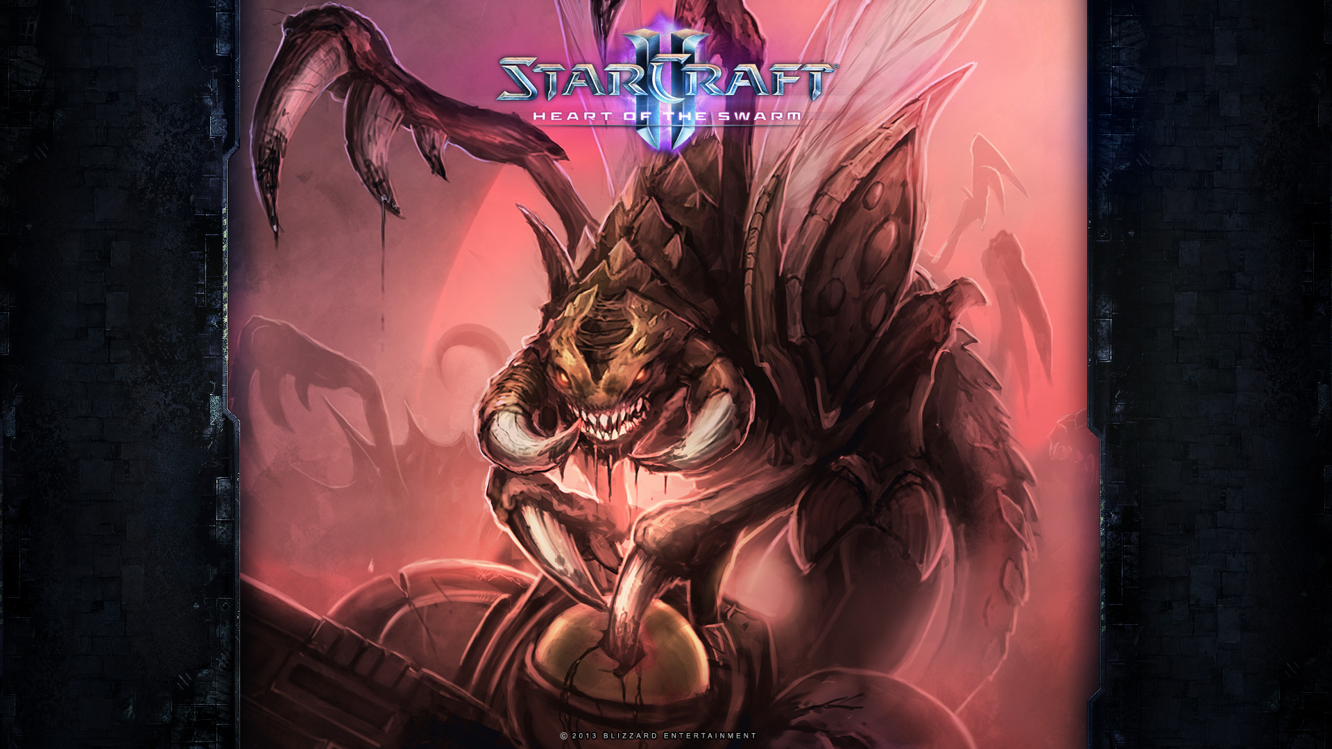 Starcraft 2 Heart of the Swarm wallpaper 13