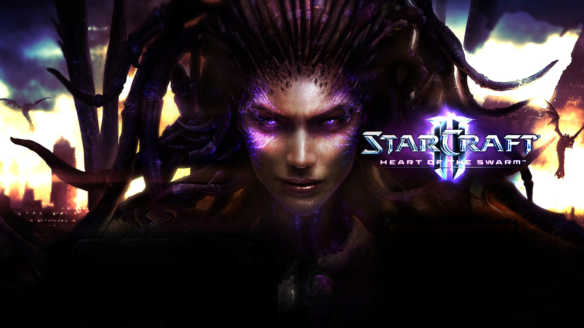 Starcraft 2 Heart of the Swarm wallpaper 14