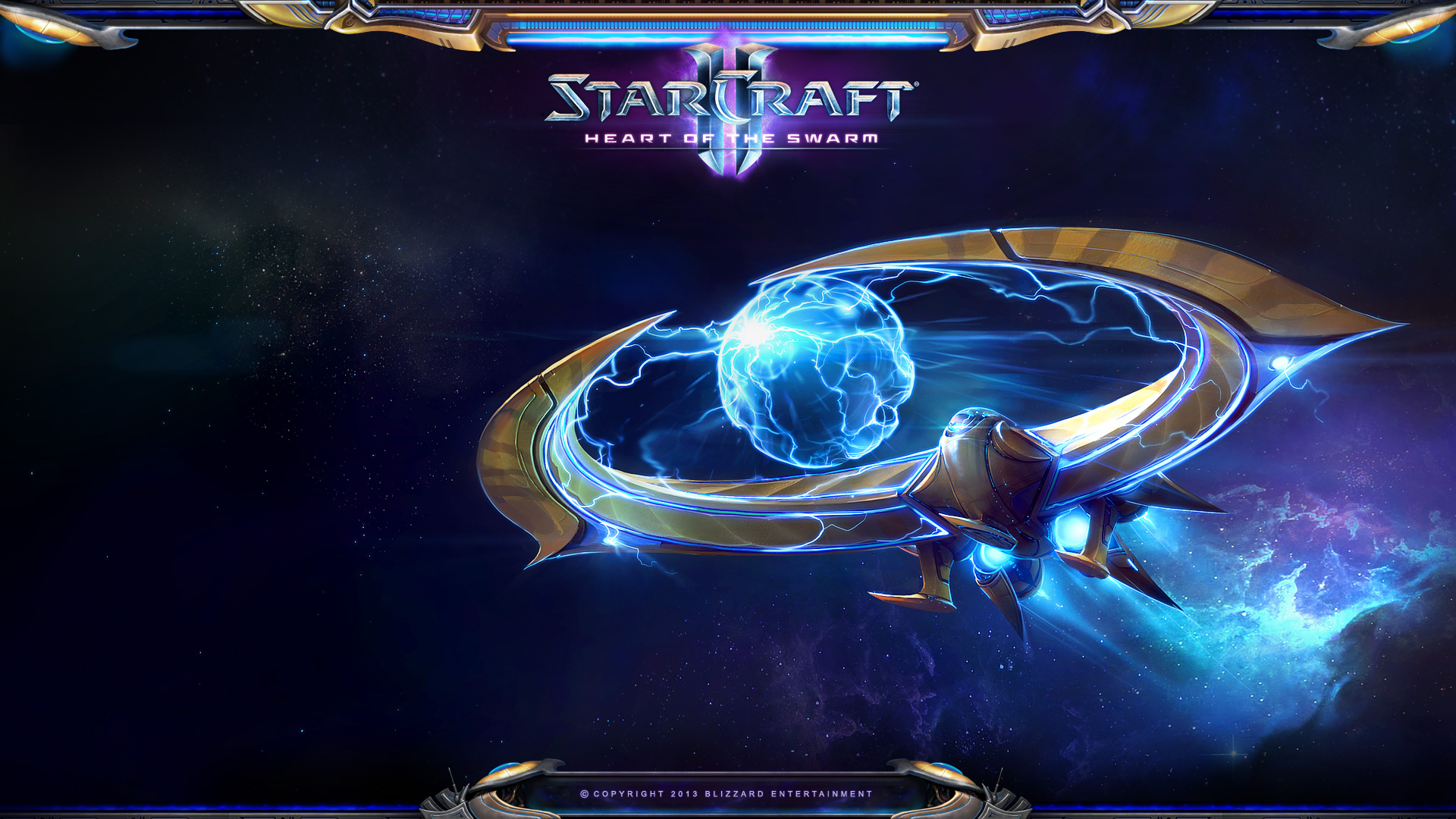 Starcraft 2 Heart of the Swarm wallpaper 16