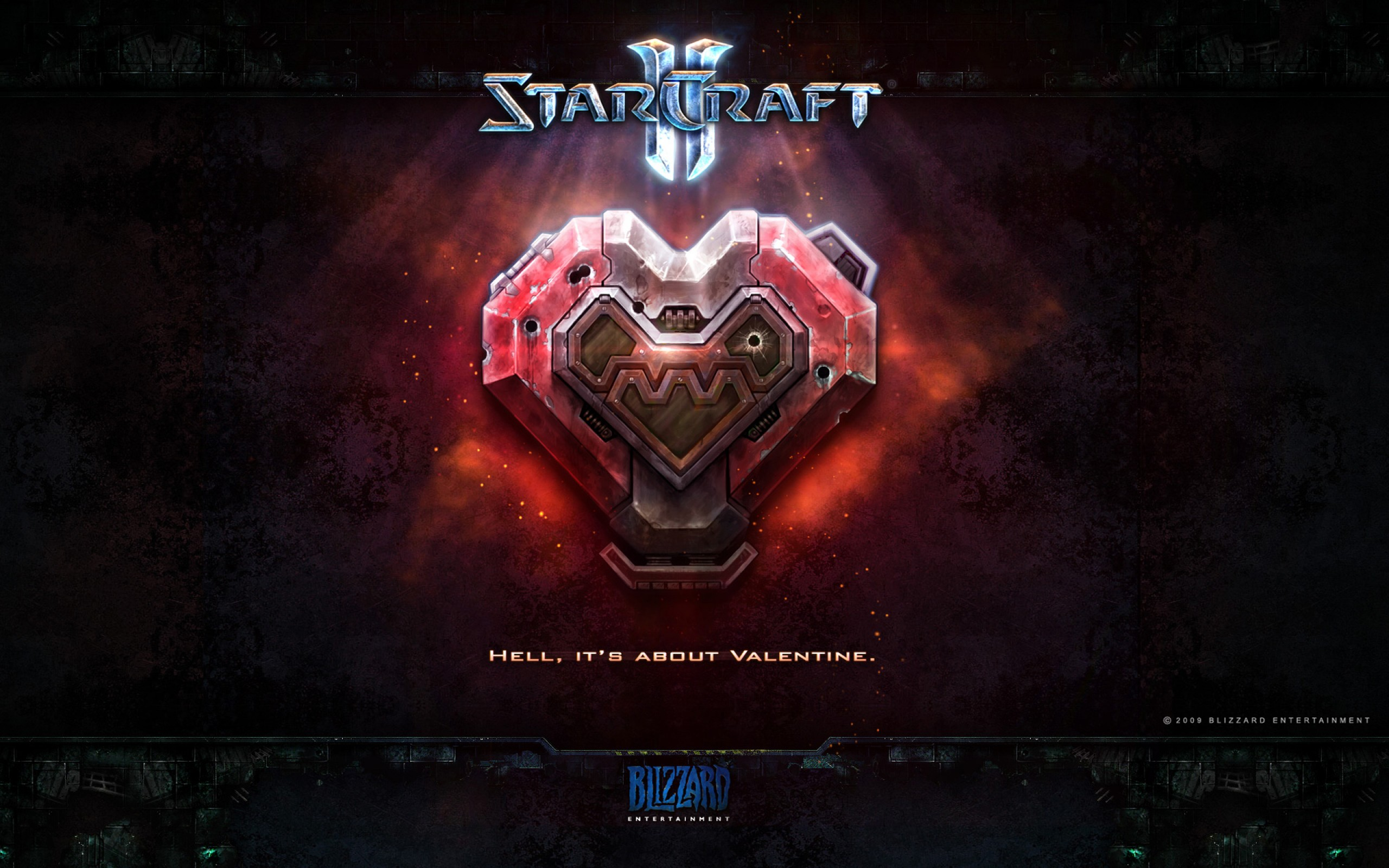 Starcraft 2 Heart of the Swarm wallpaper 3