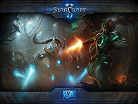 Starcraft 2 Wings of Liberty wallpaper 1