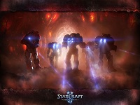 Starcraft 2 Wings of Liberty wallpaper 4