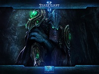 Starcraft 2 Wings of Liberty wallpaper 5