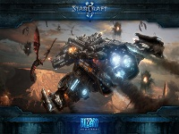 Starcraft 2 Wings of Liberty wallpaper 7