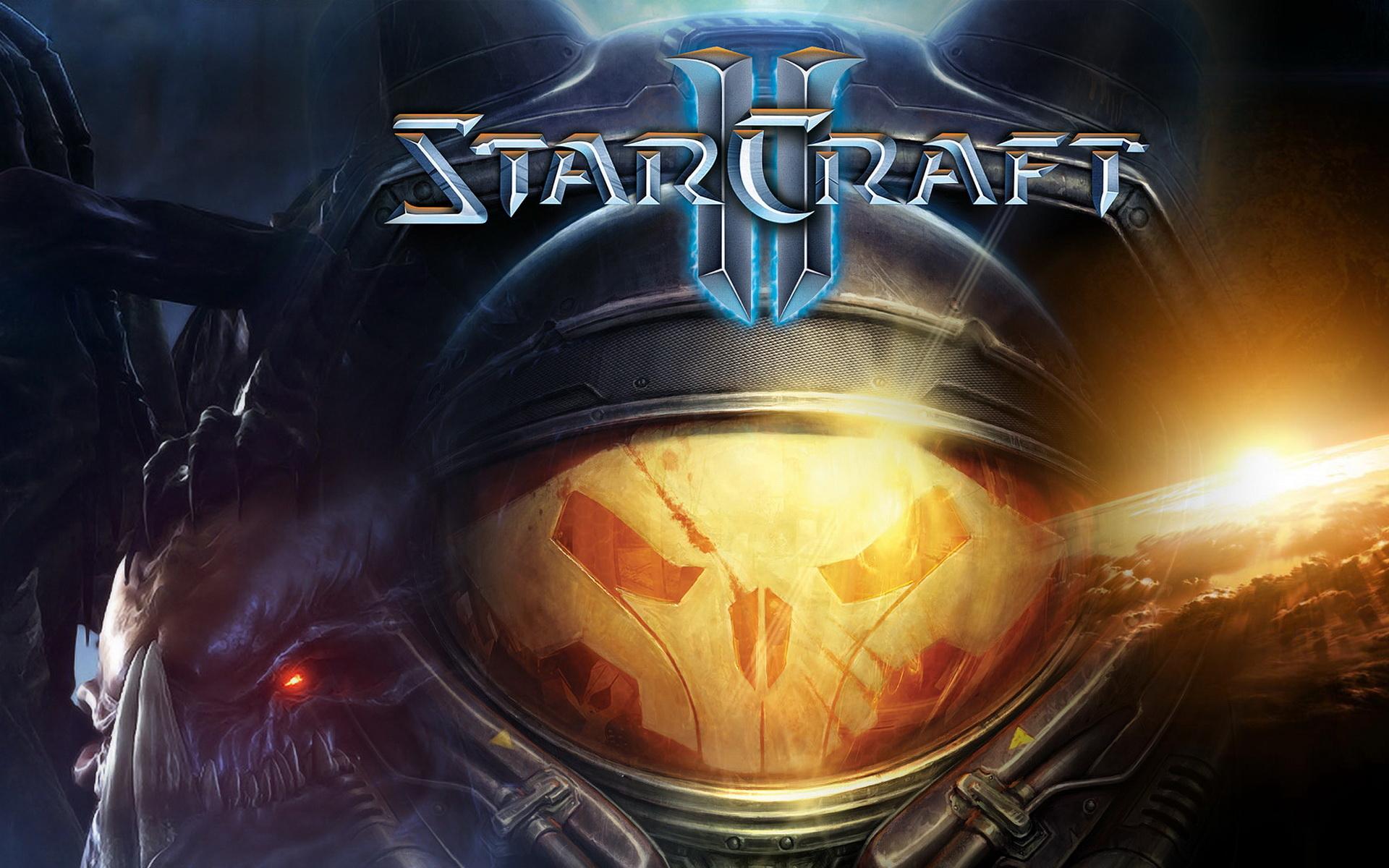 Starcraft 2 Wings of Liberty wallpaper 11
