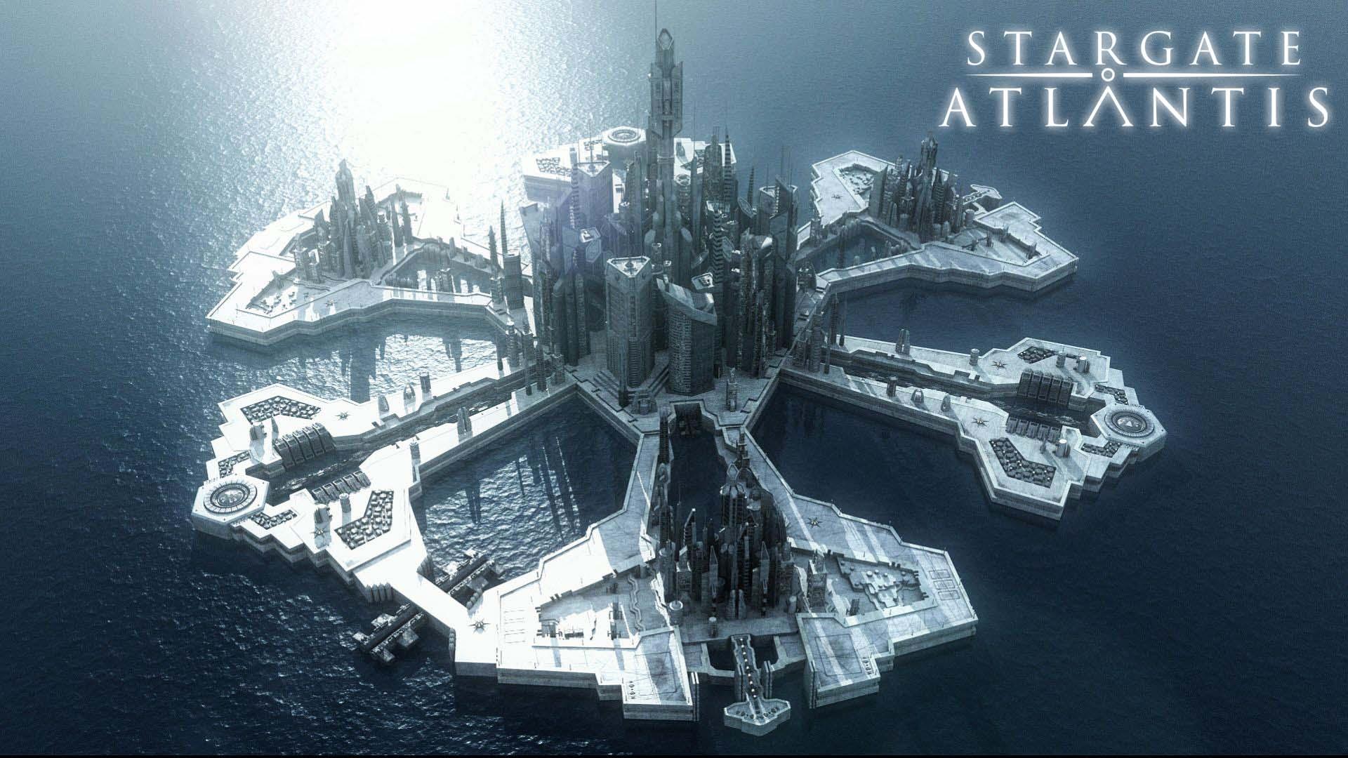 Stargate Atlantis wallpaper 2