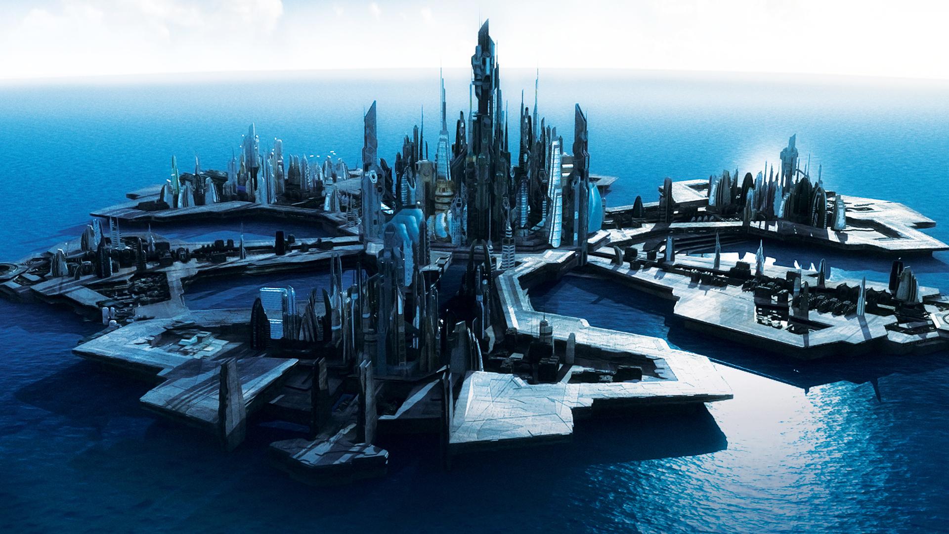 Stargate Atlantis wallpaper 8