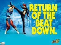 Street Fighter 4 wallpaper 1
