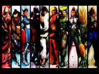 Street Fighter 4 wallpaper 3