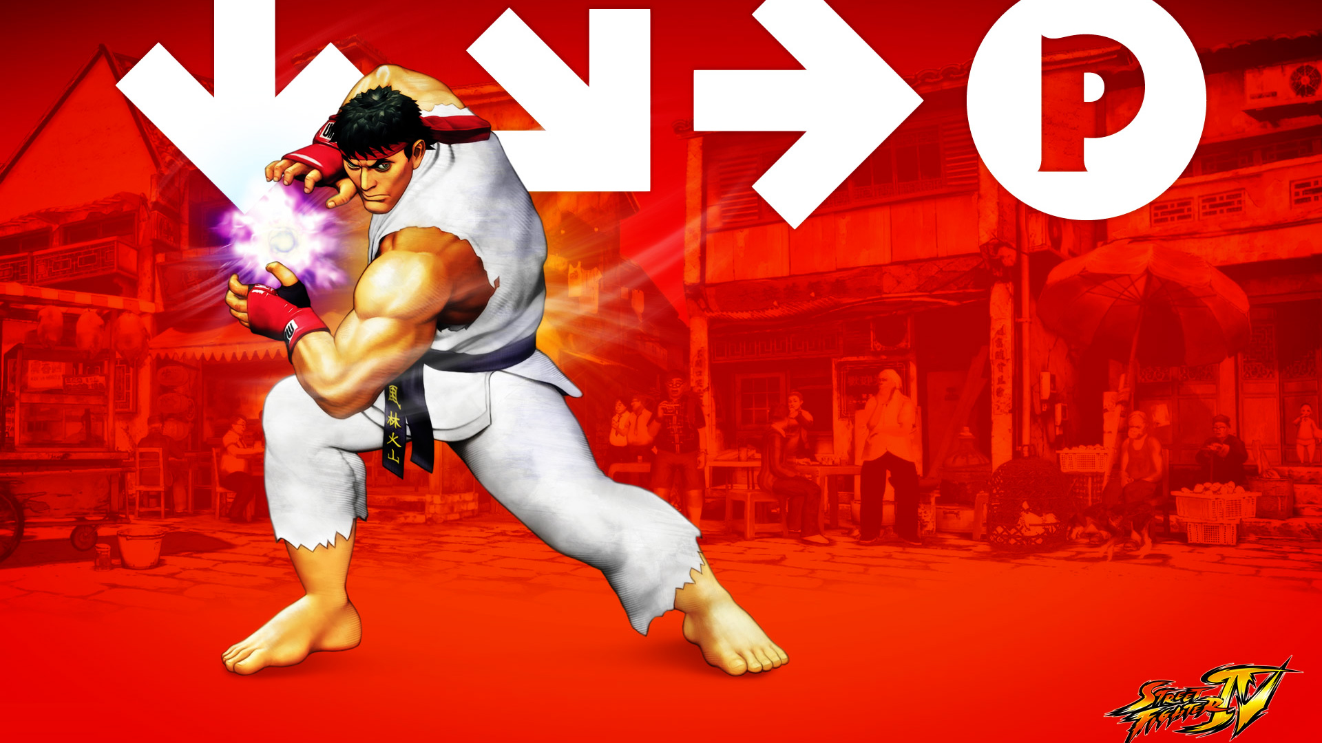 Street Fighter 4 wallpaper 2