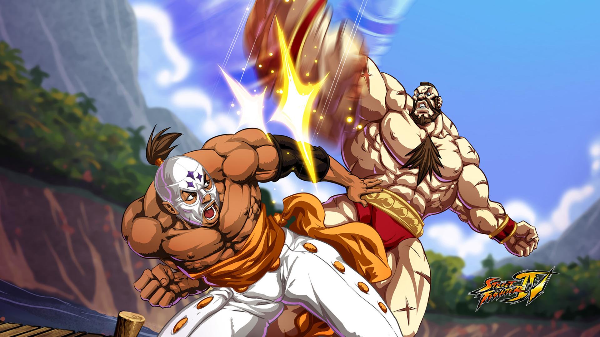 Street Fighter 4 wallpaper 6