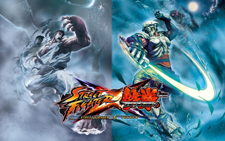 Street Fighter X Tekken wallpaper 3