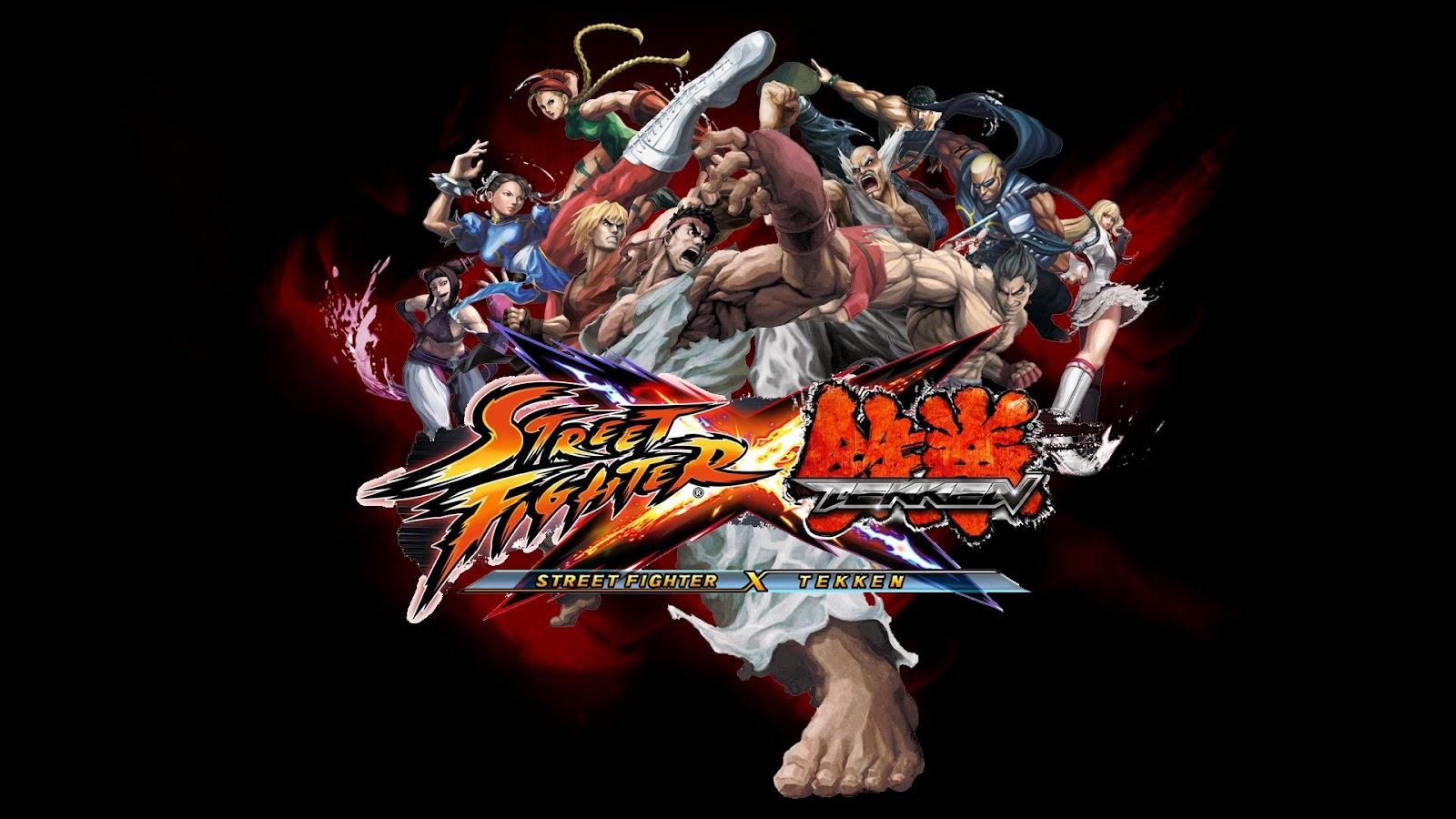 Street Fighter X Tekken wallpaper 4