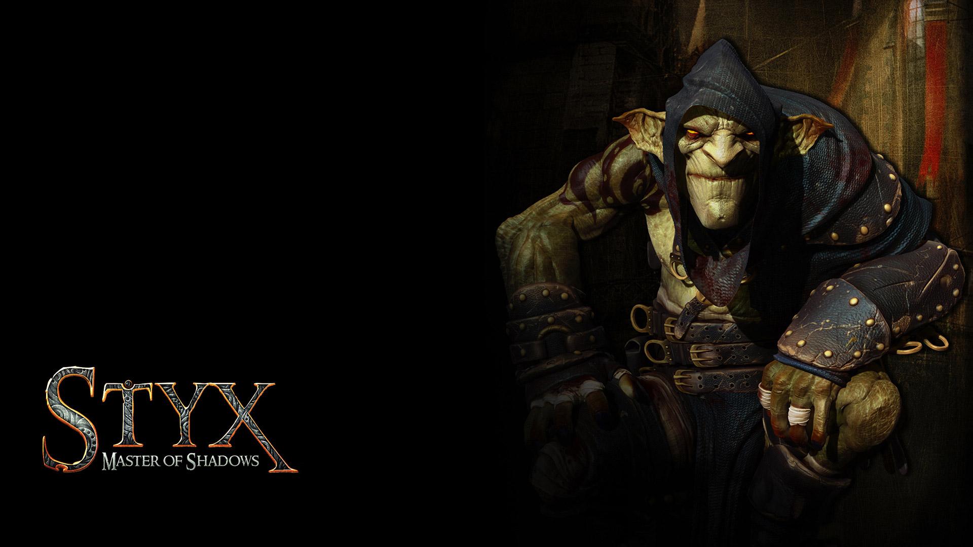 Styx Master of Shadows wallpaper 2