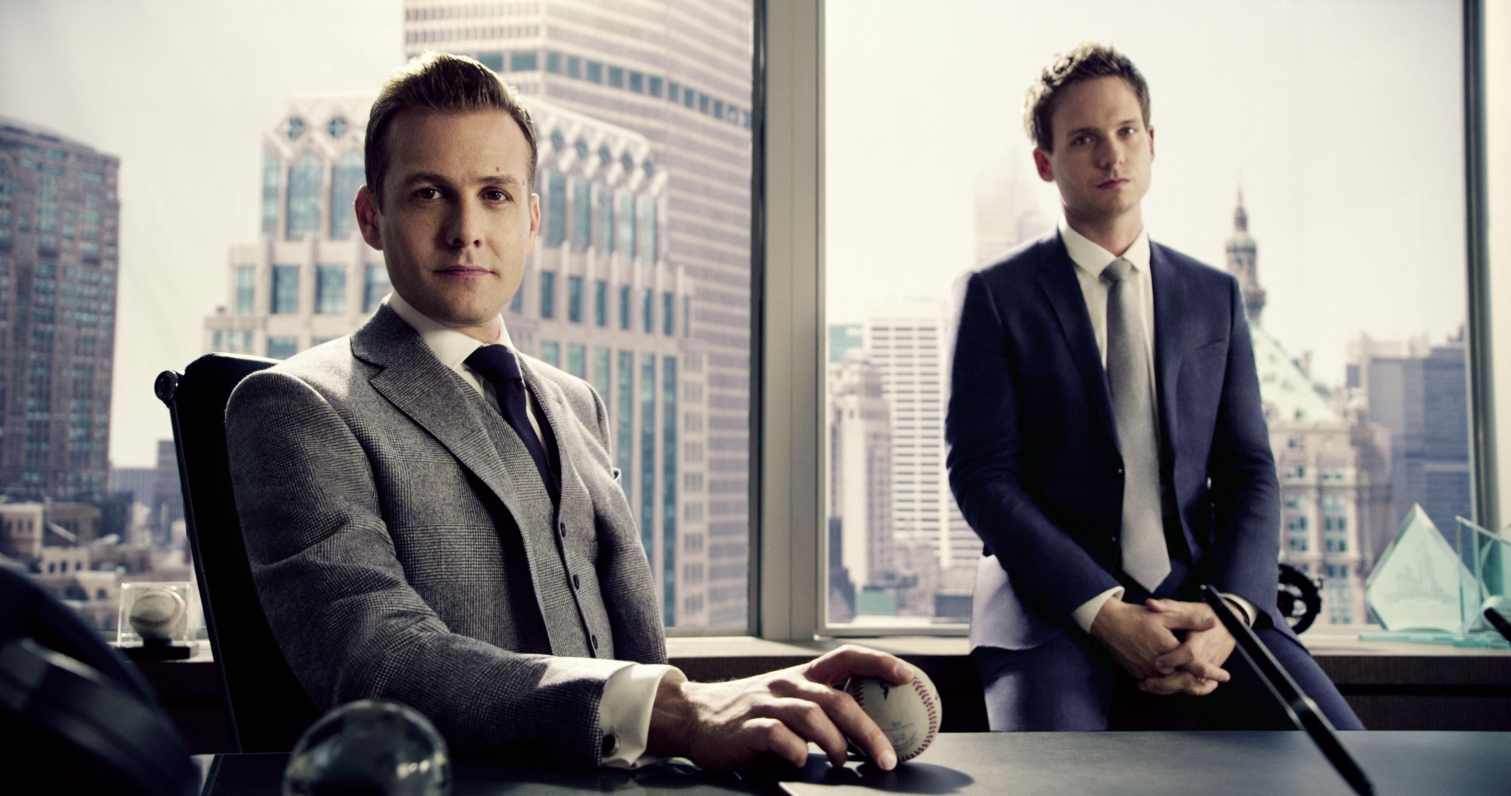 Suits wallpaper 1