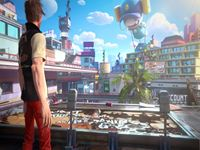 Sunset Overdrive wallpaper 3