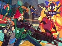 Super Time Force wallpaper 1