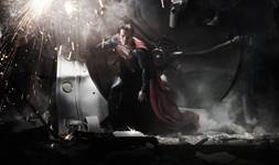 Superman Man of Steel wallpaper 1