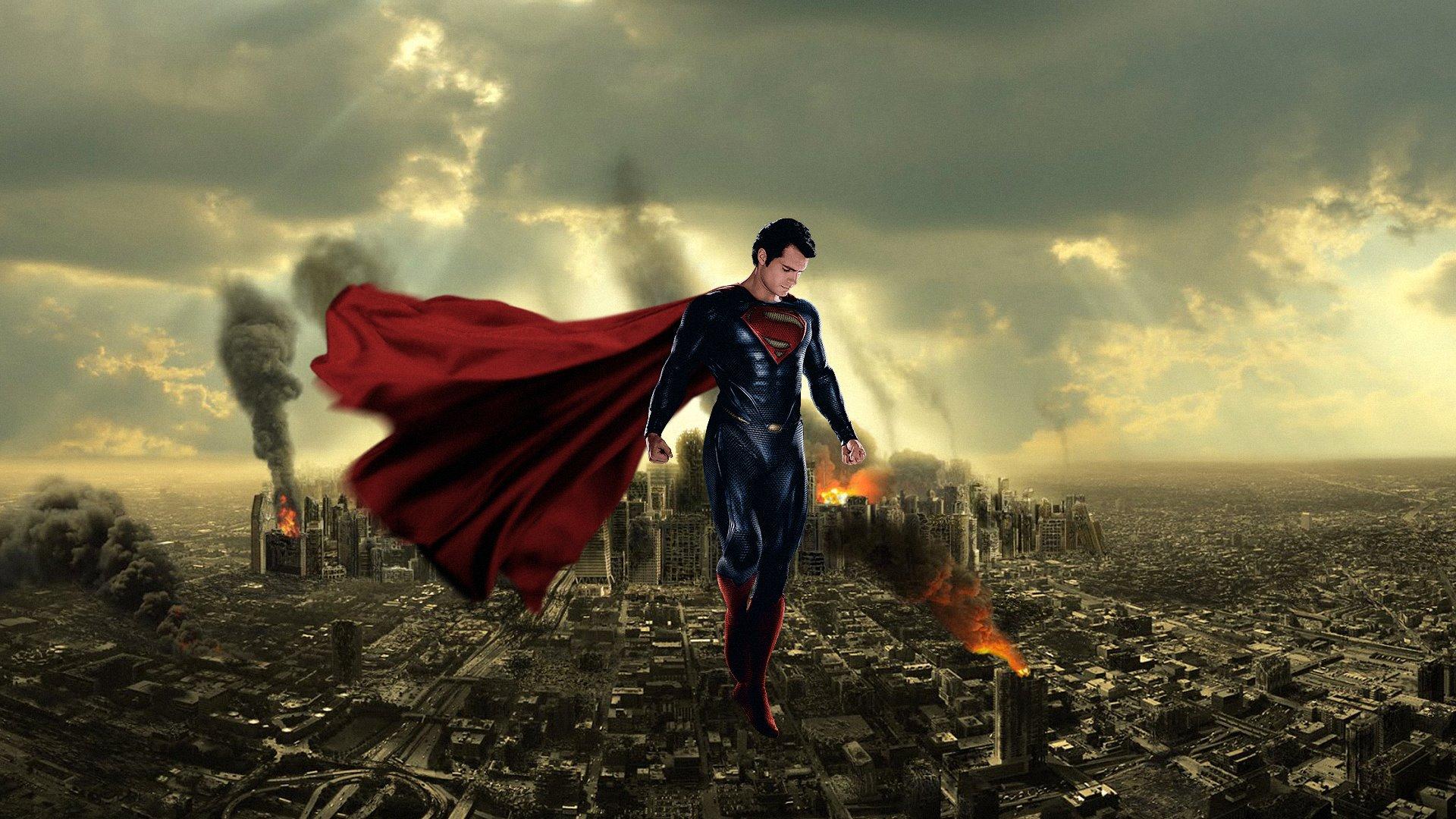 Superman Man of Steel wallpaper 10