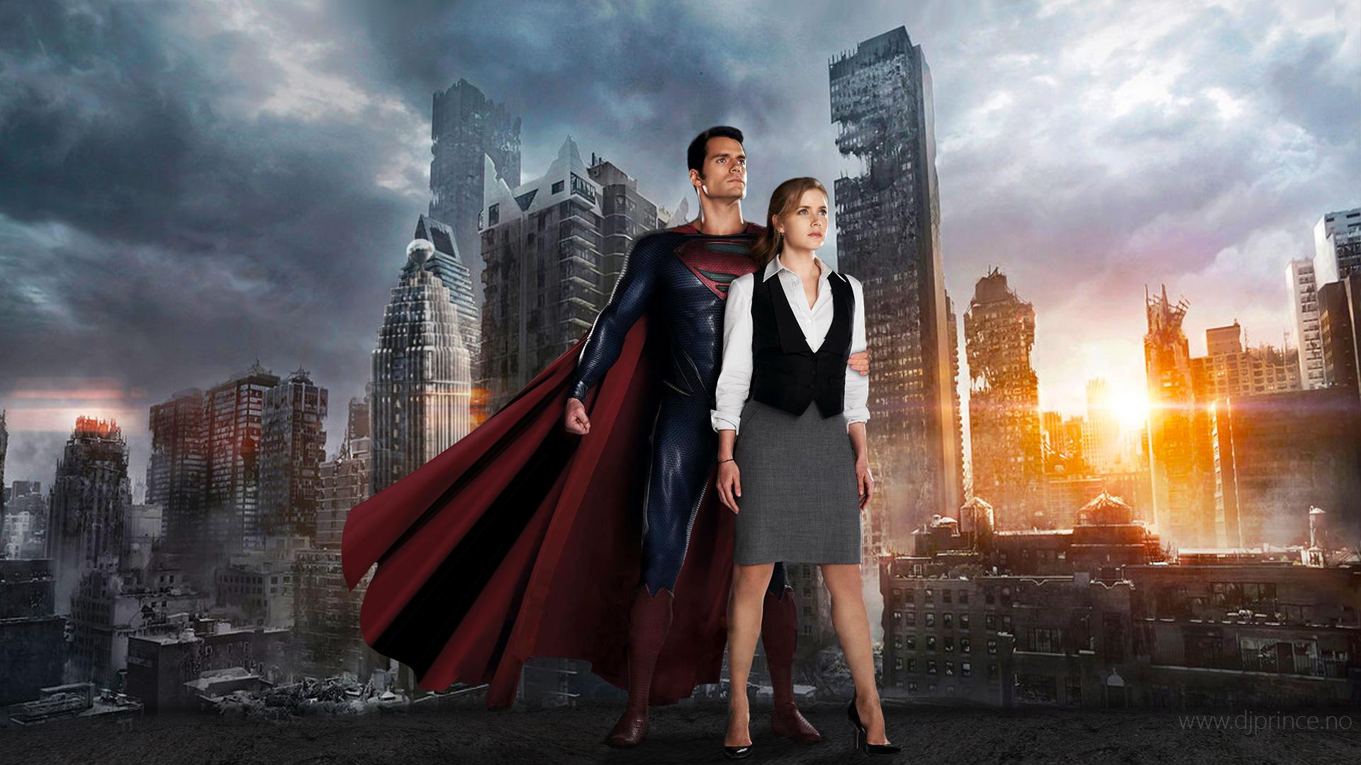 Superman Man of Steel wallpaper 11