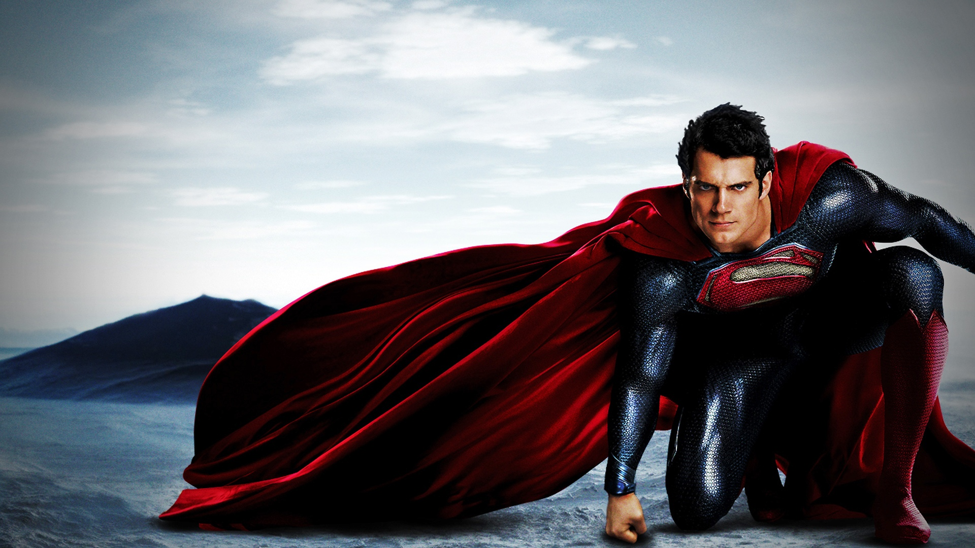 Superman Man of Steel wallpaper 12