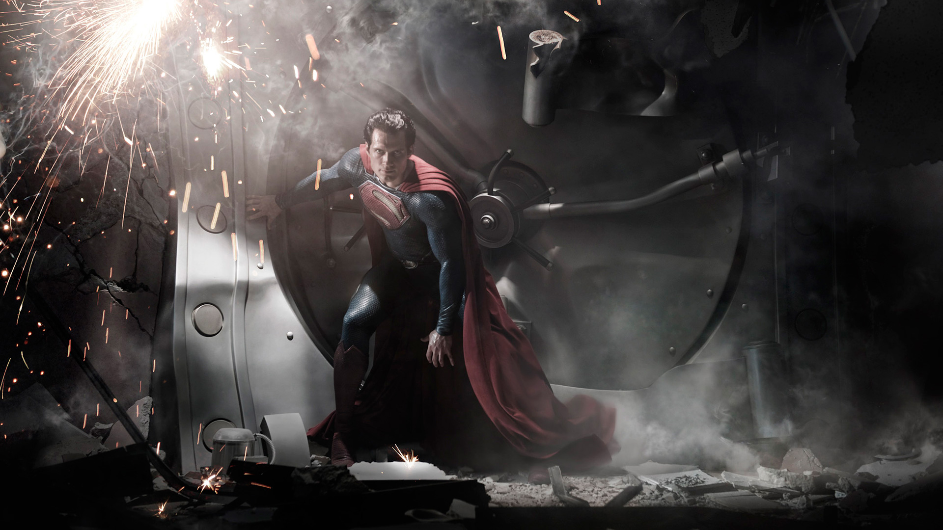 Superman Man of Steel wallpaper 8