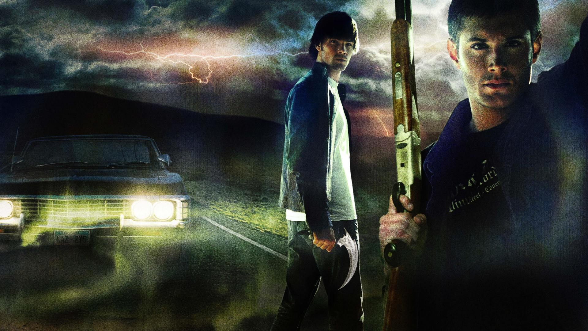 Supernatural wallpaper 2