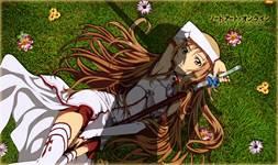 Sword Art Online wallpaper 12