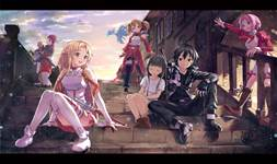 Sword Art Online wallpaper 20