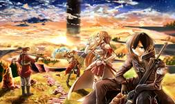 Sword Art Online wallpaper 31
