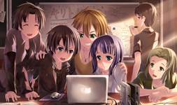 Sword Art Online wallpaper 5