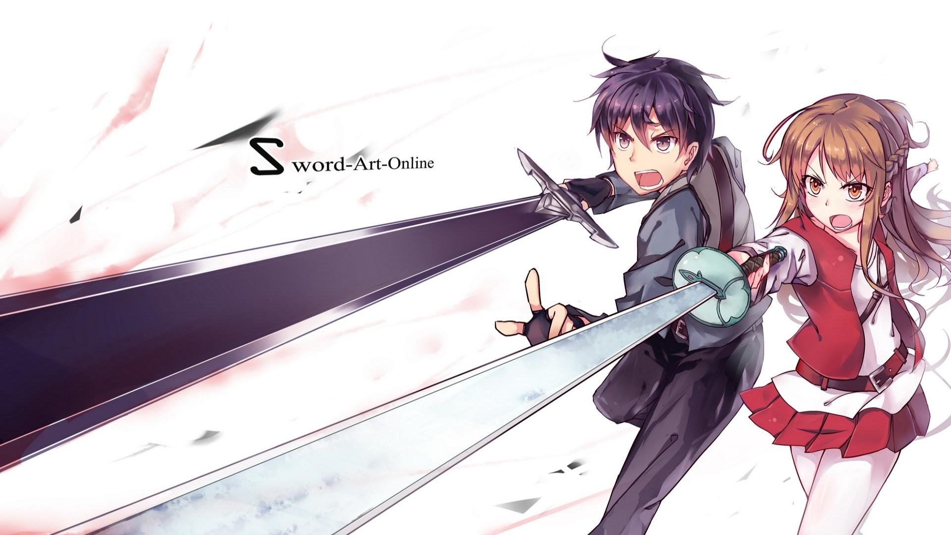 Sword Art line wallpaper 19