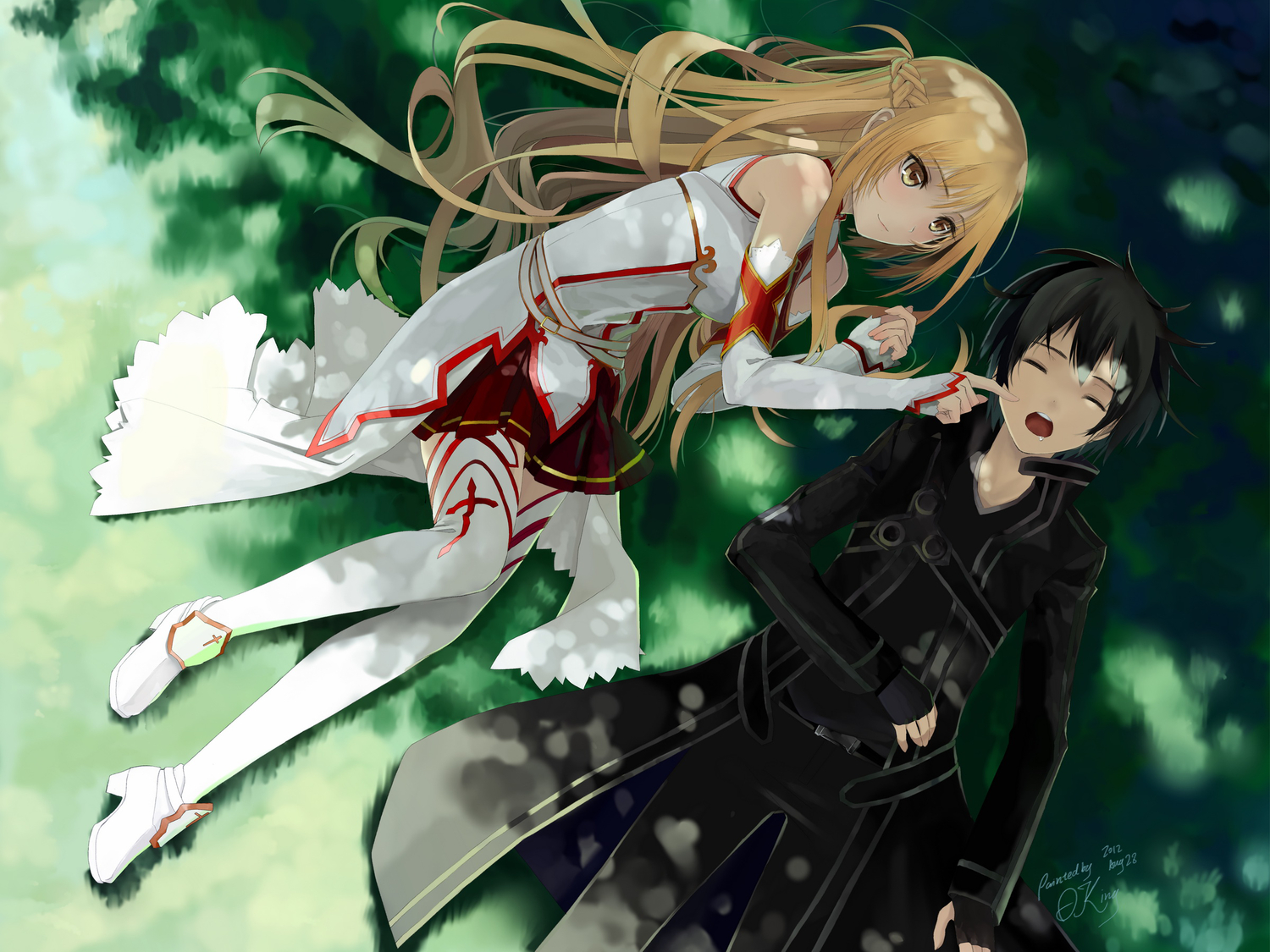 Sword Art Online wallpaper 32