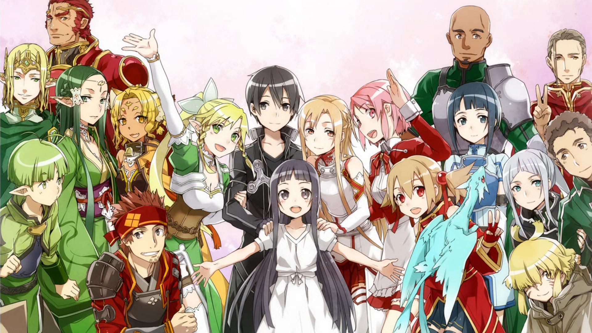 Sword Art Online wallpaper 42