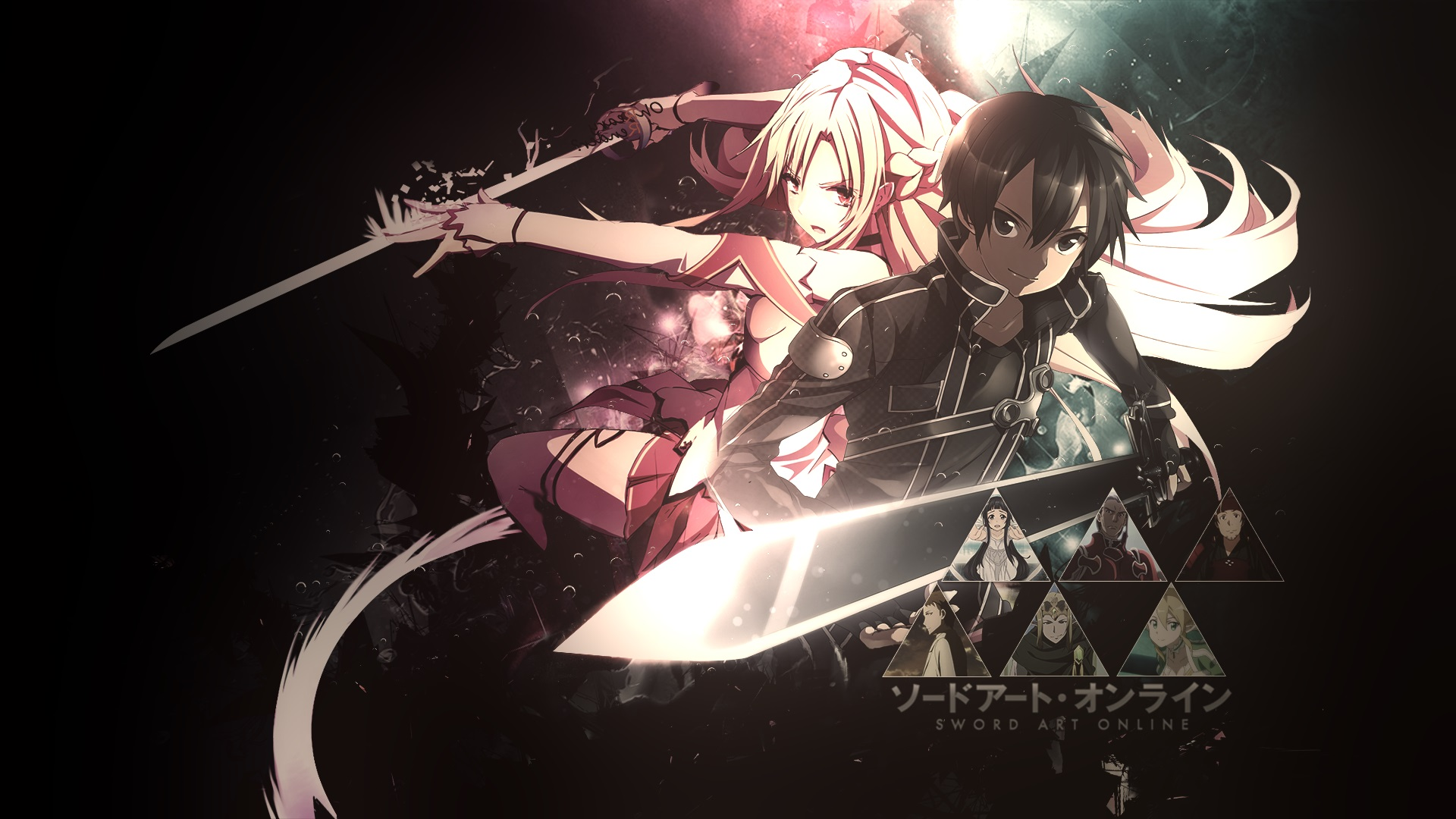 Sword Art Online wallpaper 45