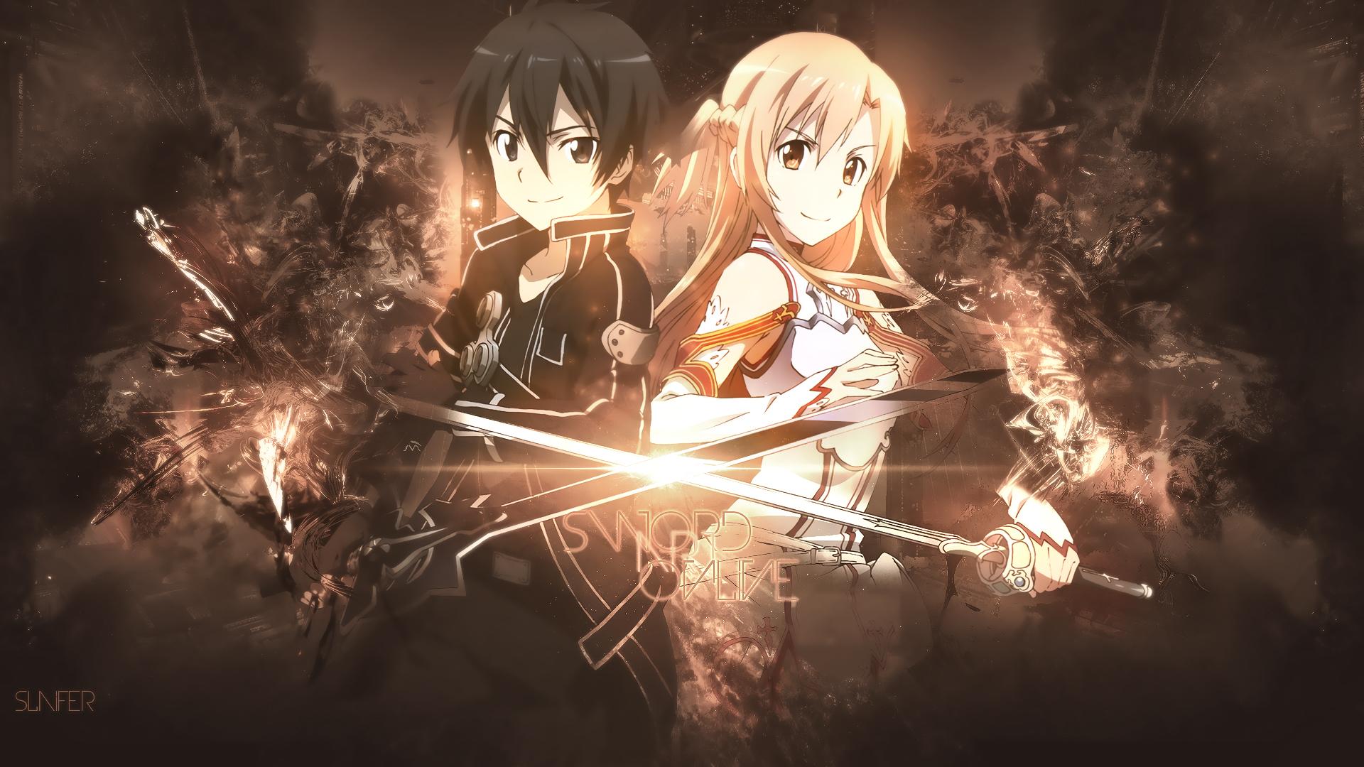 Sword Art Online wallpaper 47