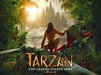 Tarzan 2014 wallpaper 3