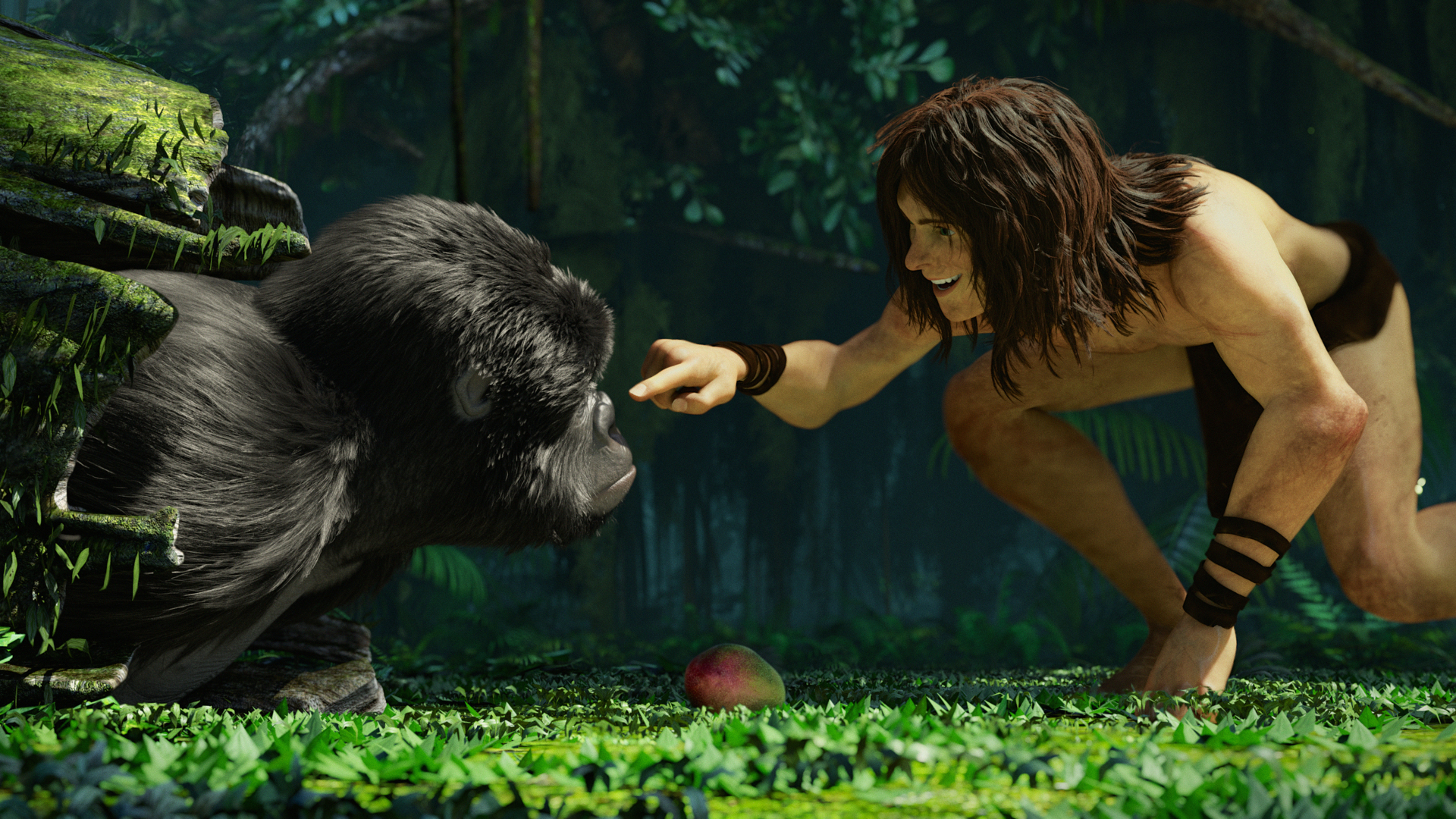 Tarzan 2014 wallpaper 2