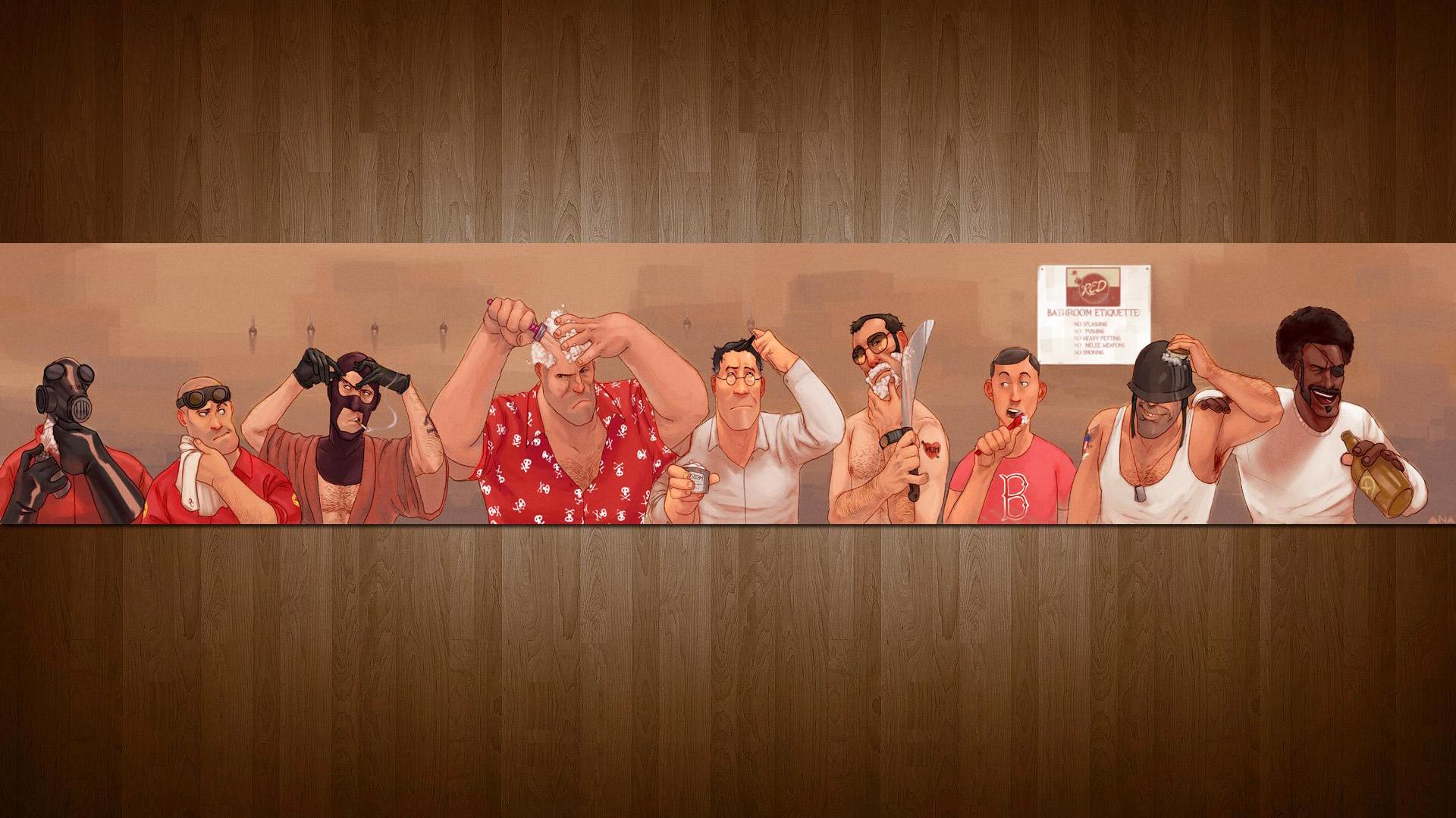 Team Fortress 2 wallpaper 13