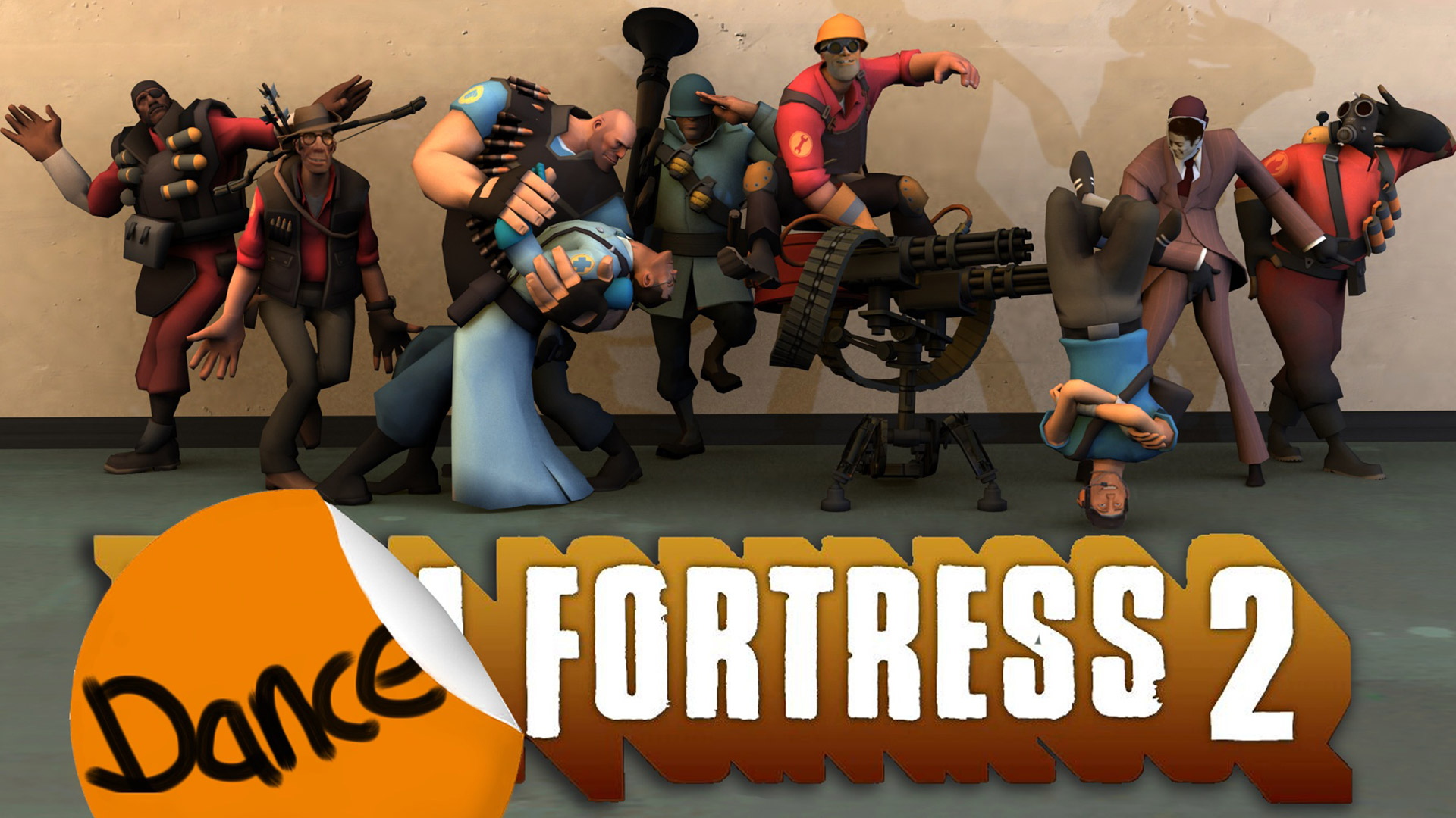 Team Fortress 2 wallpaper 22