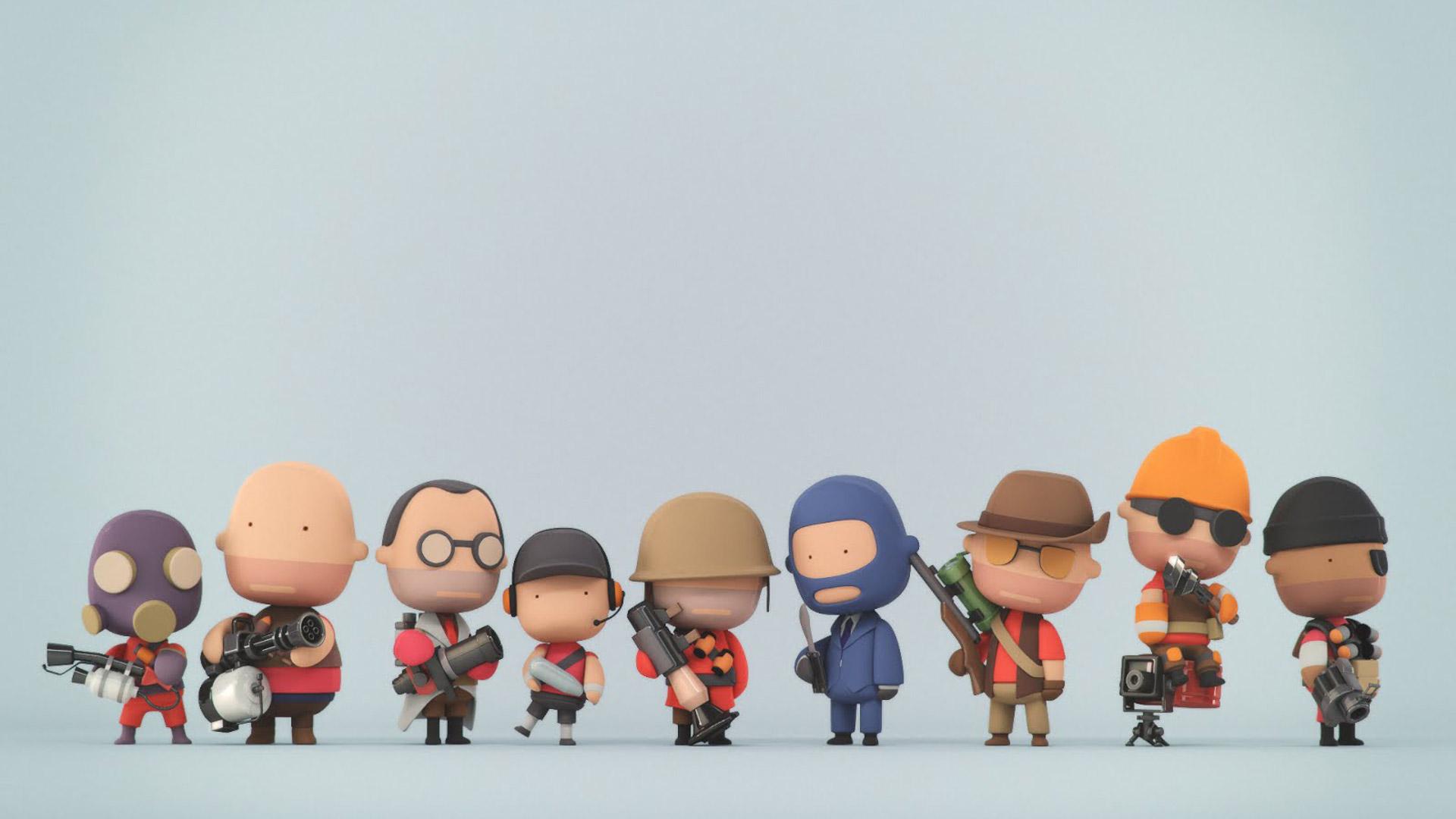 Team Fortress 2 wallpaper 3