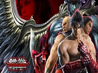 Tekken Tag Tournament 2 wallpaper 2